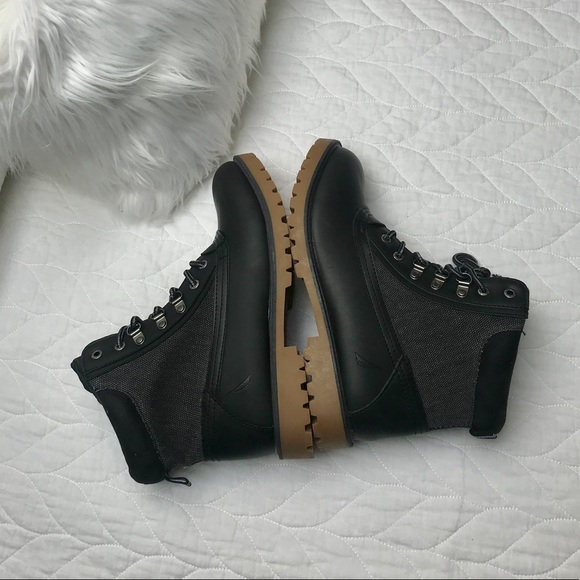 Nautica Other - Nautica Lace Up Boots
